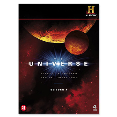 The Universe - Seizoen 4 (4DVD)