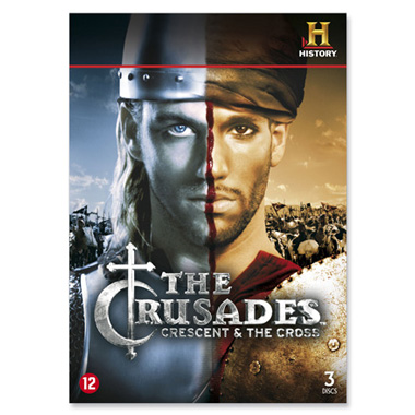 Crusades: Crescent & The Cross (3DVD)