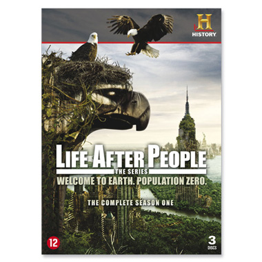 Life After People - Seizoen 1 (3DVD)