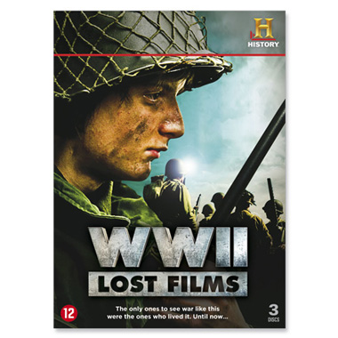 WWII Lost Films (3DVD)