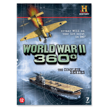 World War II 360 (7DVD)