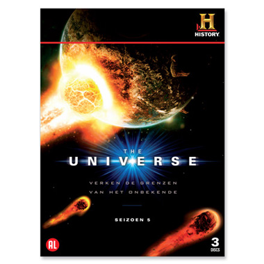 The Universe - Seizoen 5 (3DVD)