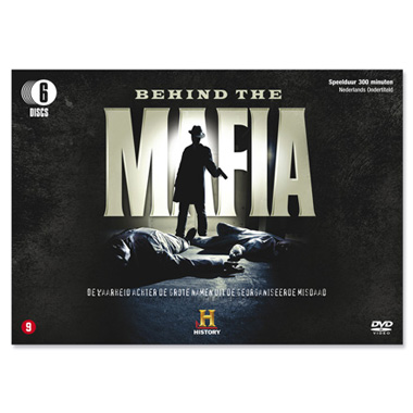 Behind The Mafia (6DVD)