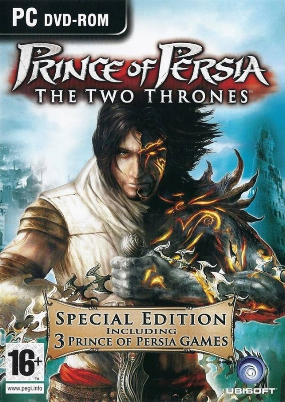 Prince of Persia the Two Thrones (Special Edition)
