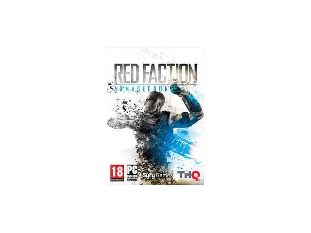 Red Faction: Armageddon