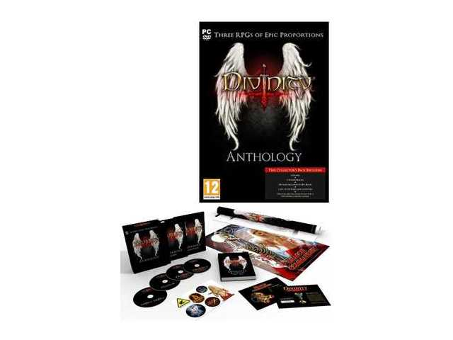 Divinity Anthology Pack
