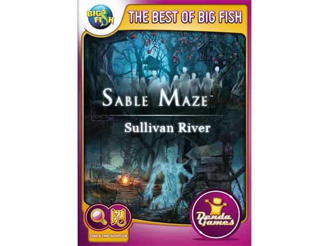 The Best of Big Fish: Sable Maze, Sullivan River