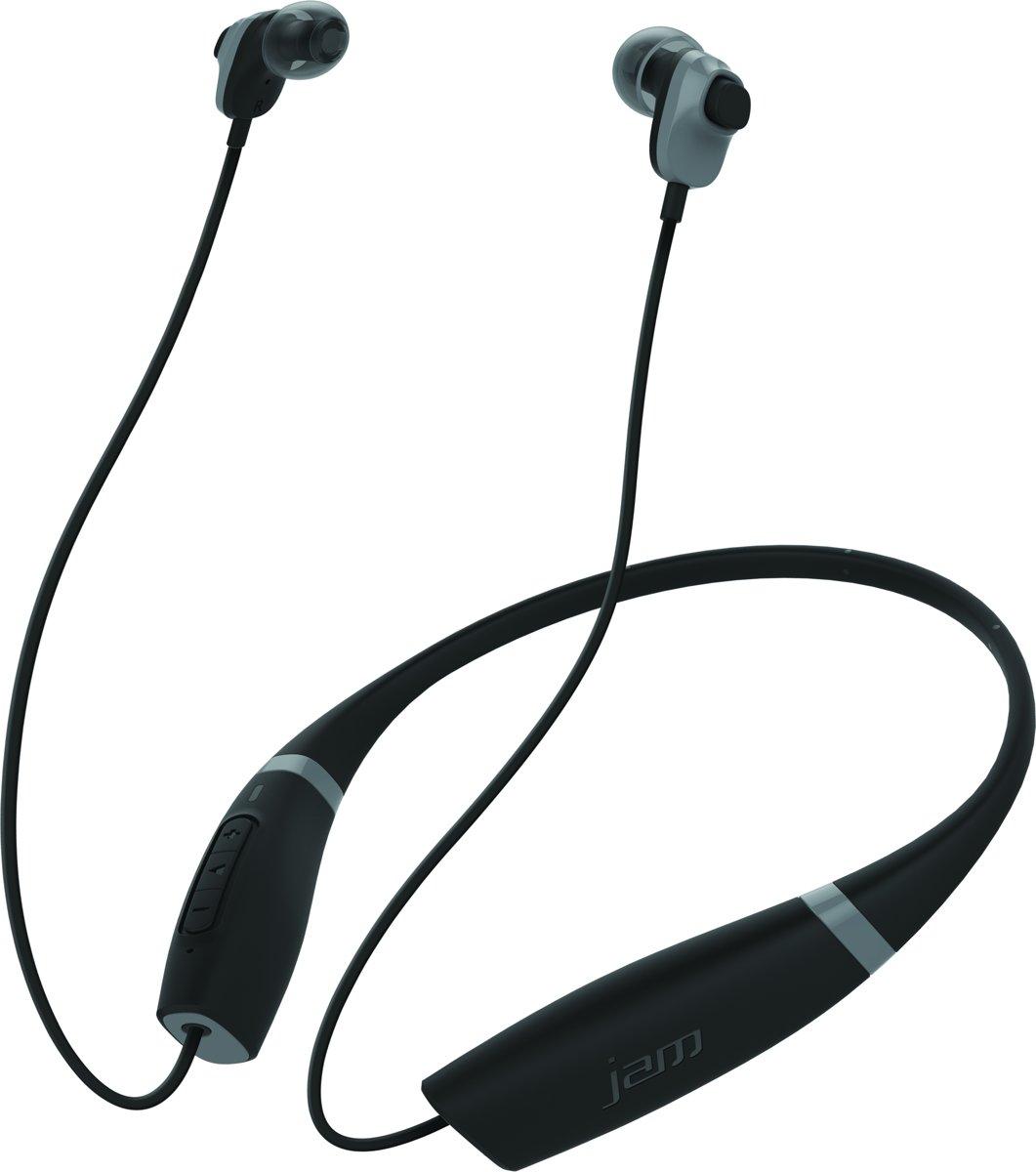 JAM - comfort - Bluetooth oordopjes - zwart