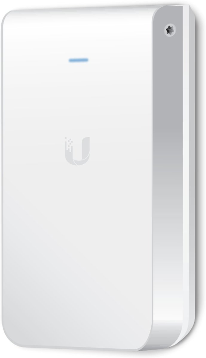 Ubiquiti Networks UniFi HD In-Wall WLAN toegangspunt Power over Ethernet (PoE) Wit 1733 Mbit/s