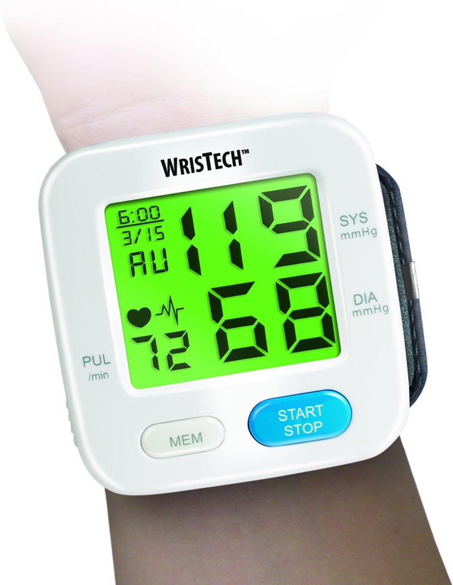 North American Health and Wellness - Pols bloeddrukmeter