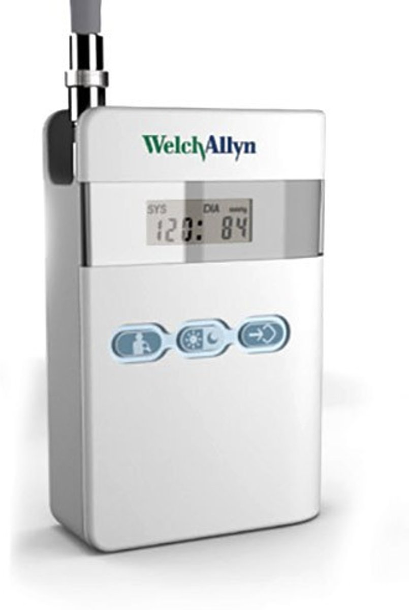 Welch Allyn ABPM 7100S 24-uurs Bovenarm bloeddrukmeter