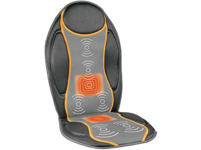 Medisana vibratie massagekussen MC 810