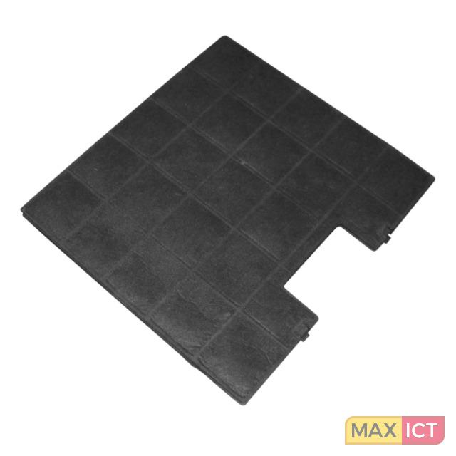 Gorenje Mora 315275. Soort: Houseware filter, Kleur van het product: Zwart, Materiaal: Koolstof. Merkcompatibiliteit: Mora. Breedte: 270 mm, Diepte: 250 mm