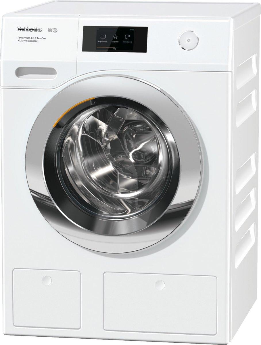 Miele TwinDos wasmachine WCR 770 WPS