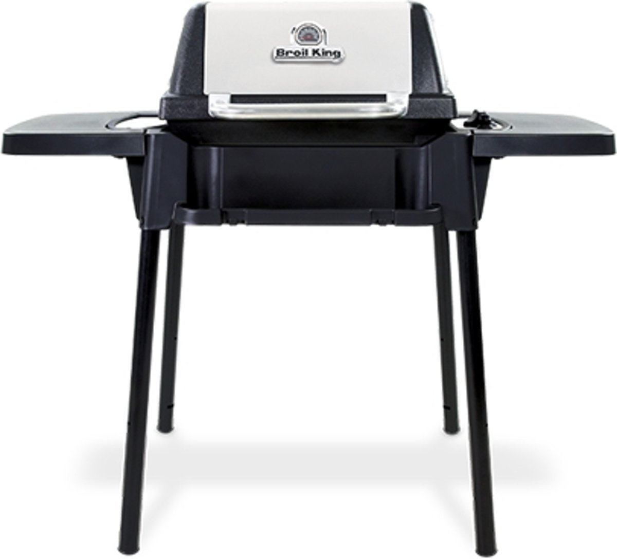 Broil King Porta-Chef 120 Grill Kookunit Natuurlijk gas 4100W Zwart