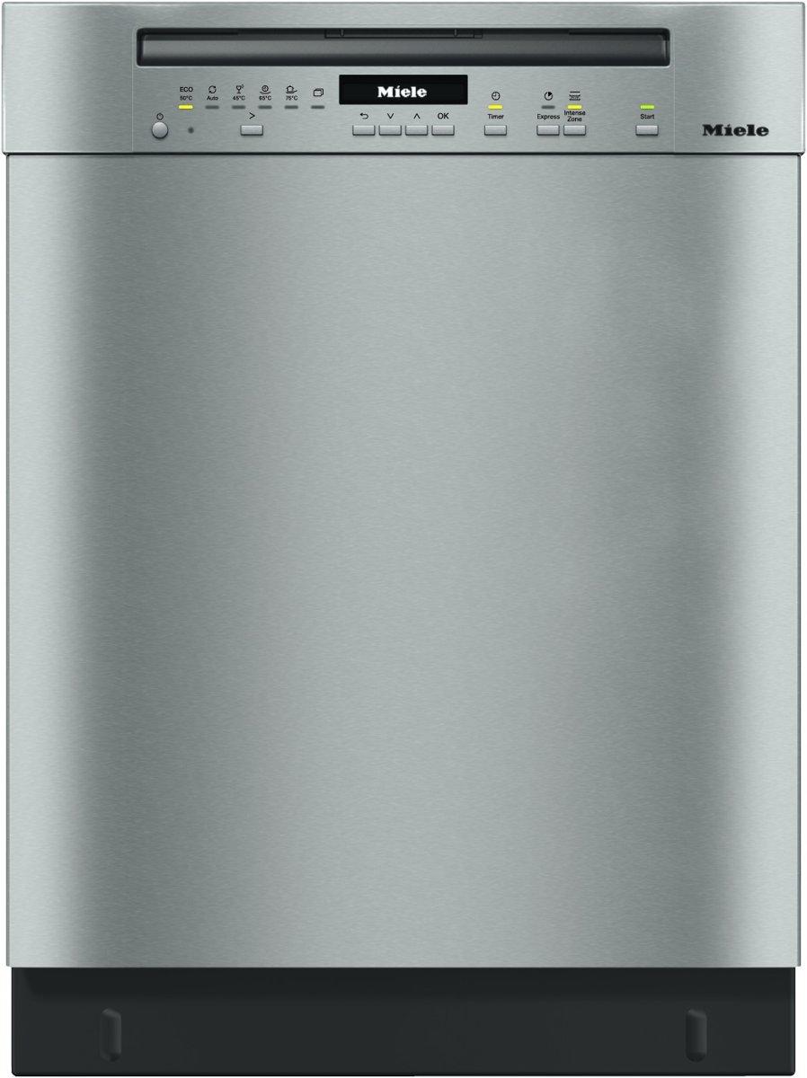 Miele G 7100 SCU CleanSteel - Onderbouw vaatwasser