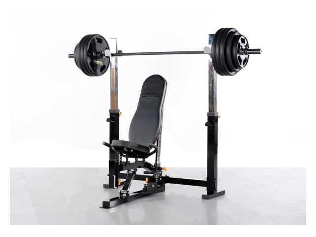 - Workbench Olympic Bench 11