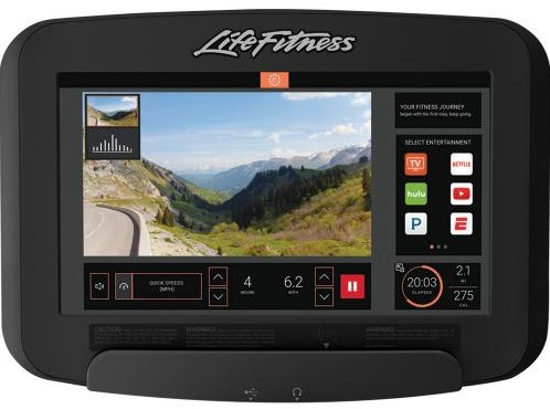 Life Fitness Platinum Discover SE3 Lifecycle Hometrainer