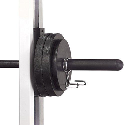Body Solid Olympische Adaptor Sleeve - 36 cm - ?? 25 mm/50 mm