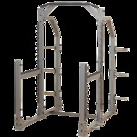 Body-Solid Power Rack - Pro Clubline SMR1000