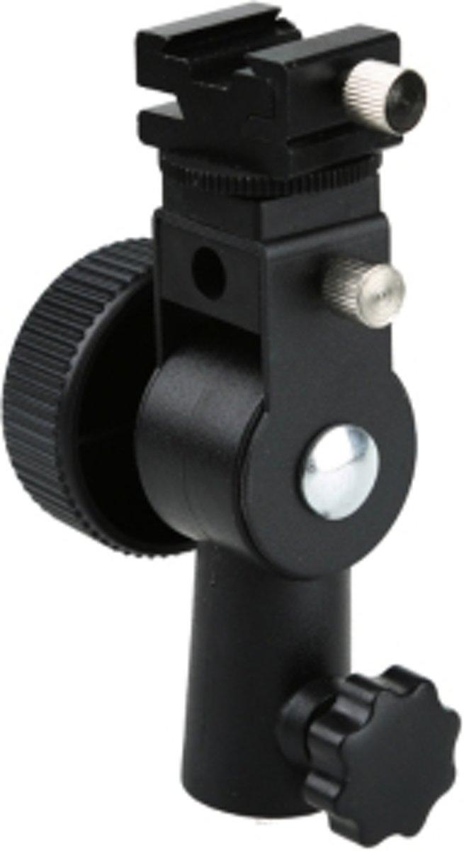 B&W Outdoor Case Type 6000 - Zwart met Vakverdeler