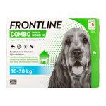 Frontline Combo Hond M (10-20 kg) - 3 pipetten