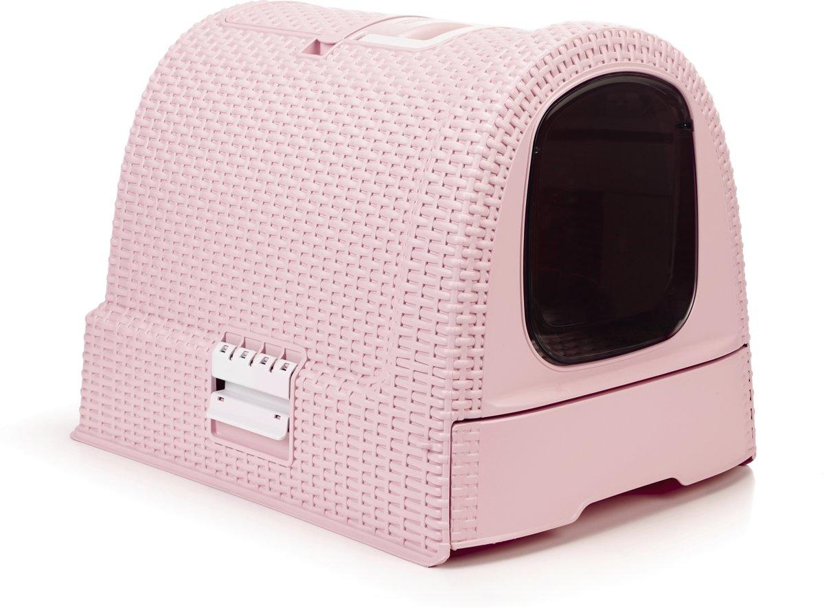Curver Petlife Kattenbak - Roze