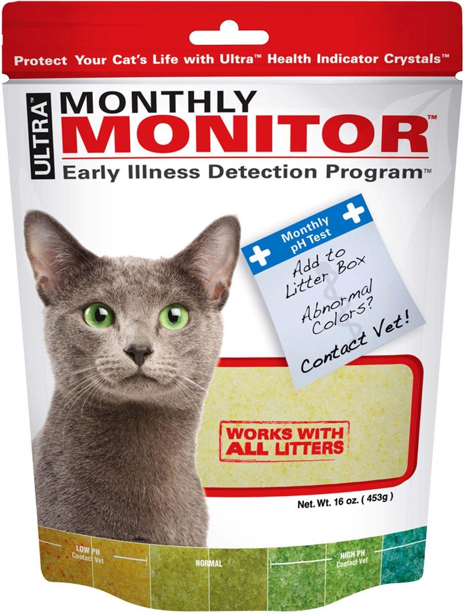 Maandelijkse Gezondsheidscheck Kattenbakvulling