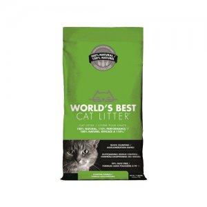 World's Best - Cat Litter - Original Green - 3,18 kg