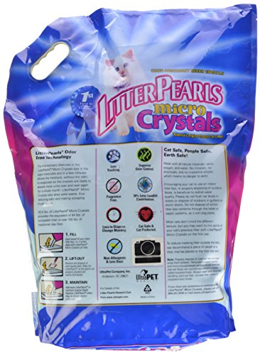 Litter pearls micro crystals