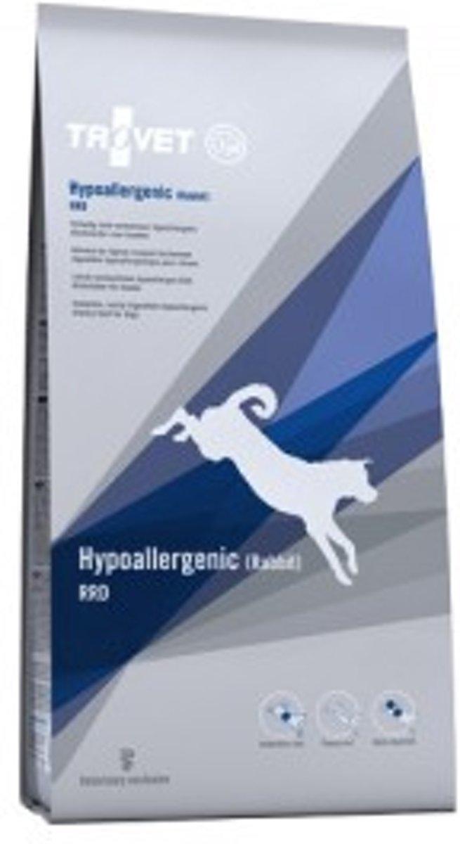 TROVET Hypoallergenic RRD (Rabbit) Kat - 3 kg