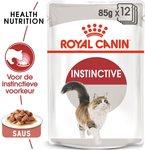 Royal Canin Instinctive in Gravy - 12 x 85 g
