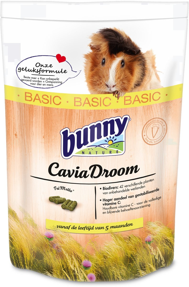 Bunny nature caviadroom basic