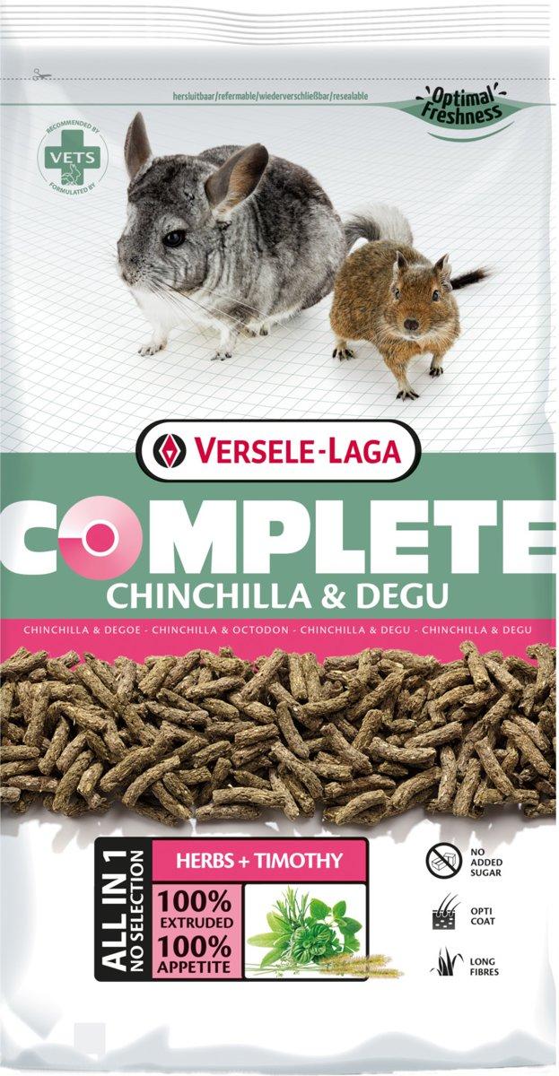 Versele-Laga Complete Chinchilla & Degu - 1,75 kg