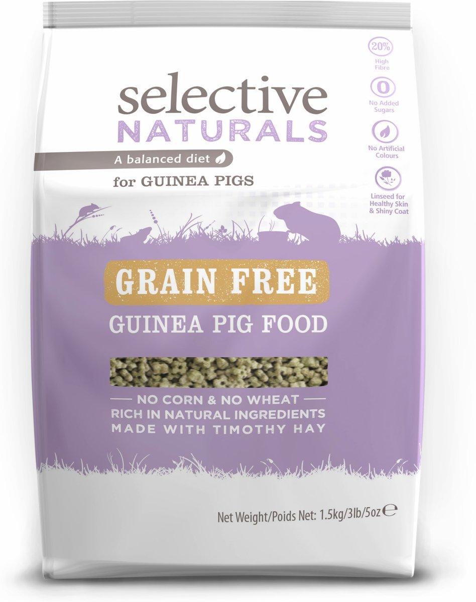 Supreme Science Naturals Grain Free Cavia - 1.5 kg