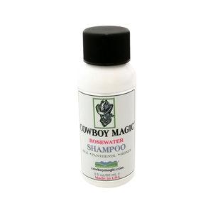 Cowboy Magic Rosewater Shampoo - 60 ml