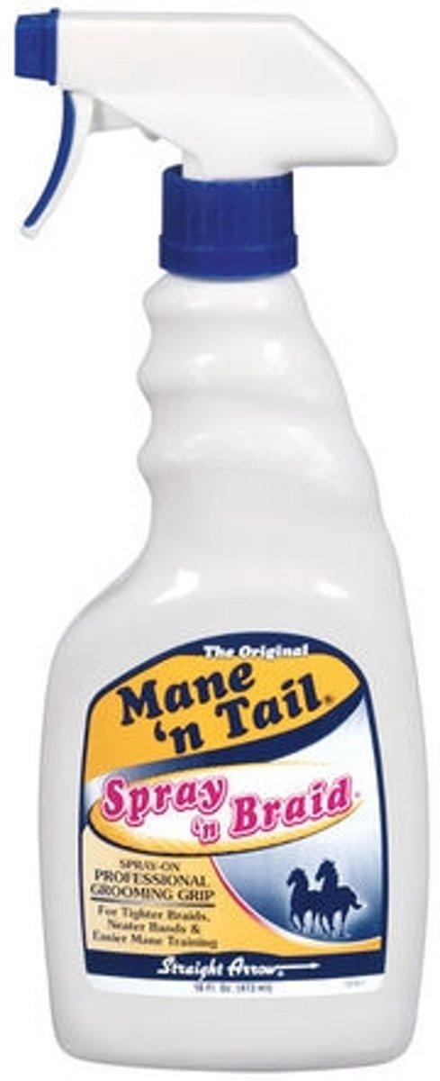 Mane 'n Tail Spray 'n Braid - 473 ml