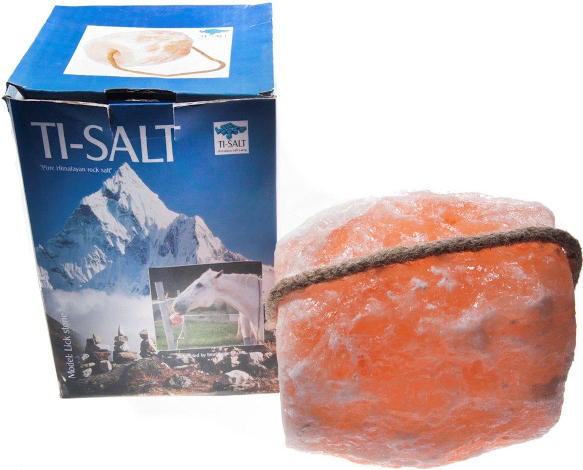 Paarden liksteen van Himalaya zout - 2,5 kg