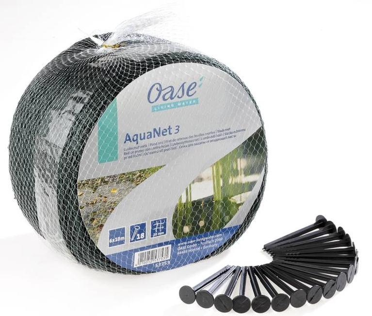 Oase AquaNet 3 6x10m