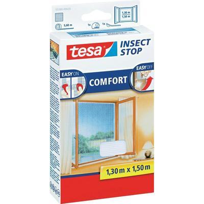 TESA Vliegenhor Comfort voor raam (l x b) 1.3 m x 1.5 m Wit 55388-20 tesa Insect Stop Comfort