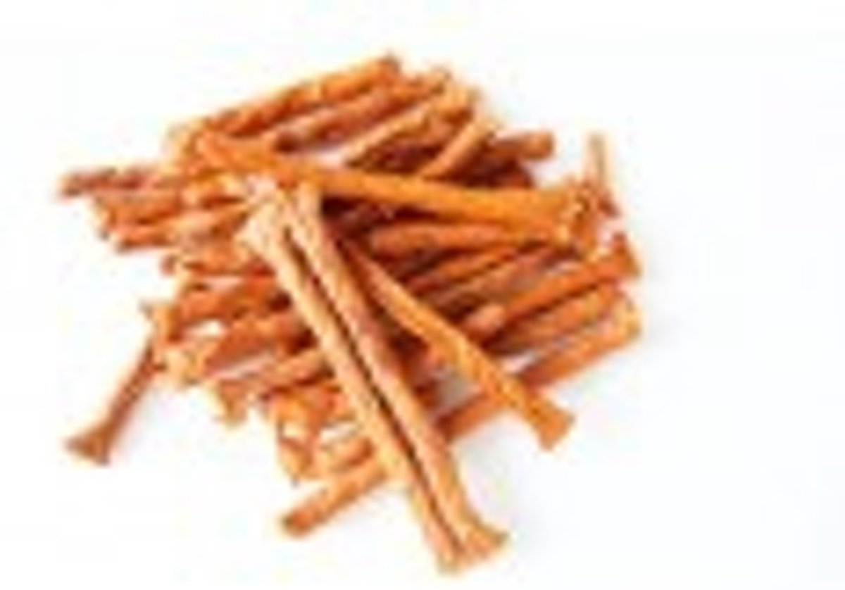 100%-kip-sticks-hondensnack- 10 x 70 gram