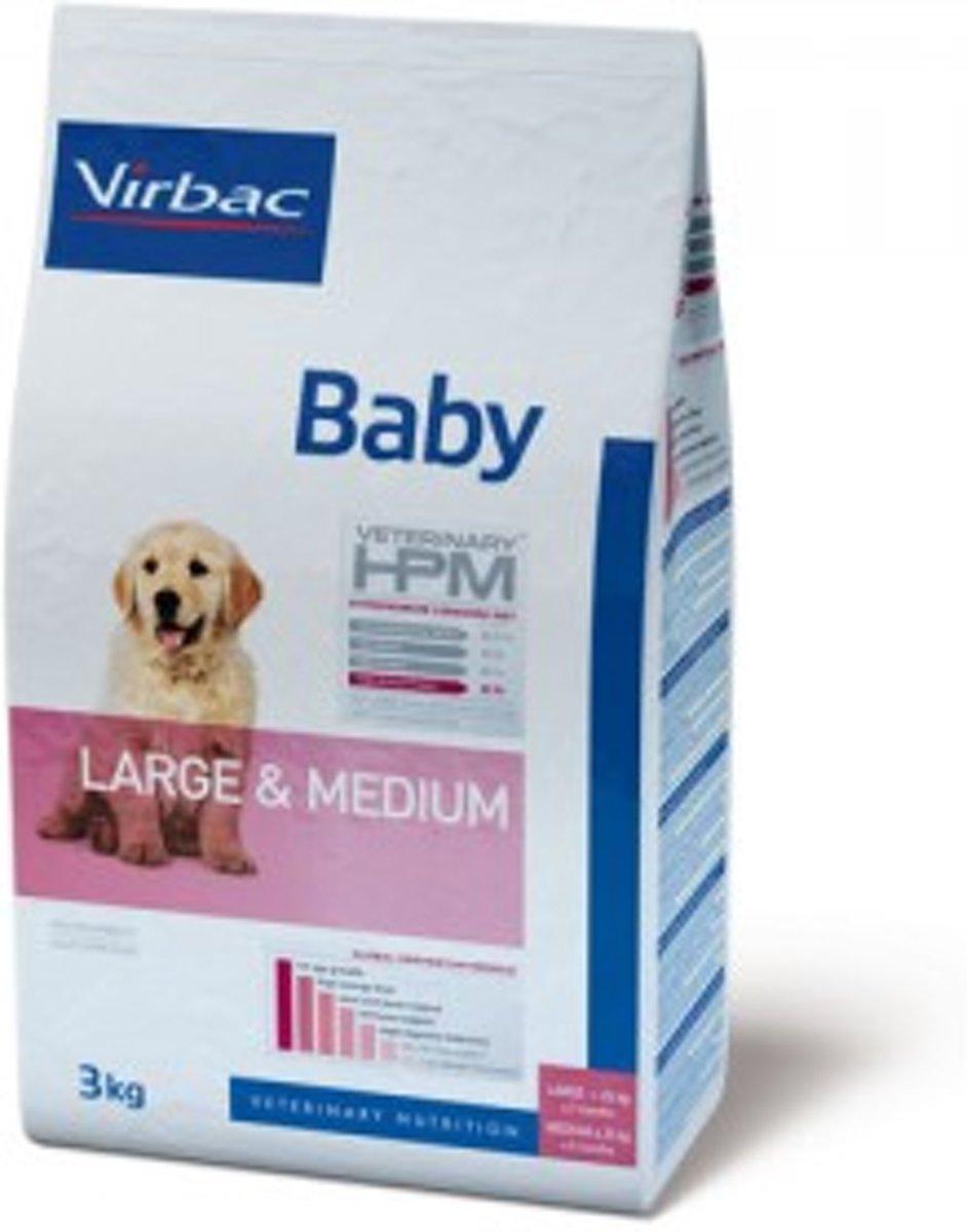 Veterinary HPM - Large & Medium - Baby Dog - 3 kg