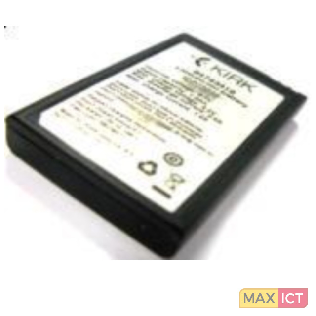 Spectralink Battery - Lithium ion - 3.6V - 1170mAh - 4.0Wh