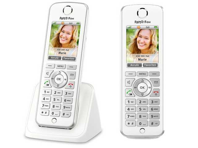 FRITZ FON C4 DECT Telefoon