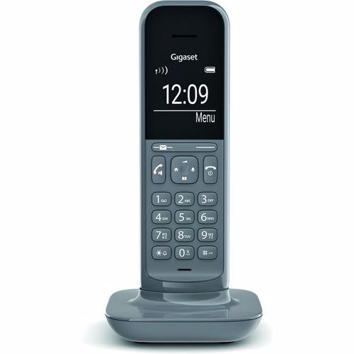 Gigaset DECT handset CL390 - Losse Handset (Grijs)