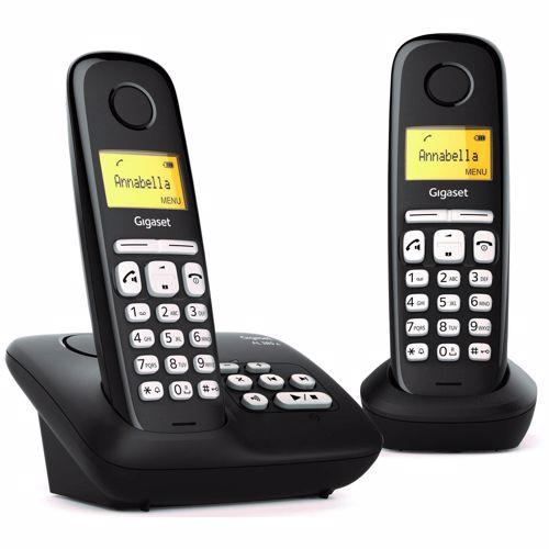 Gigaset DECT telefoon duo AL385A