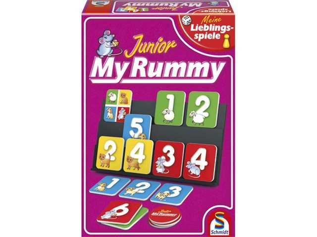 My Rummy Junior - Kinderspel