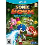 Sonic Boom - Rise Of Lyric