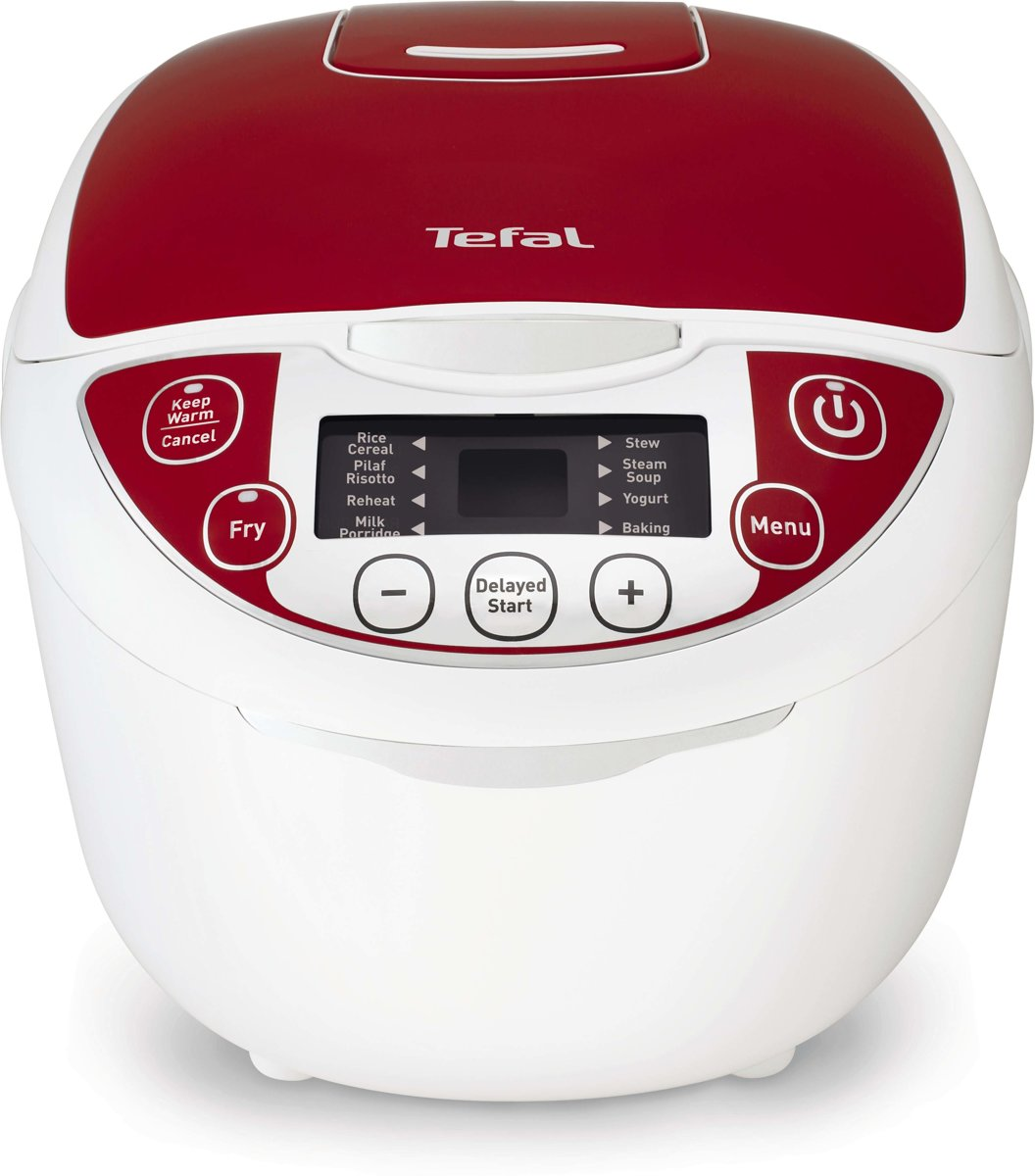 Tefal RK7051 12 in 1 - Multicooker / Rijstkoker