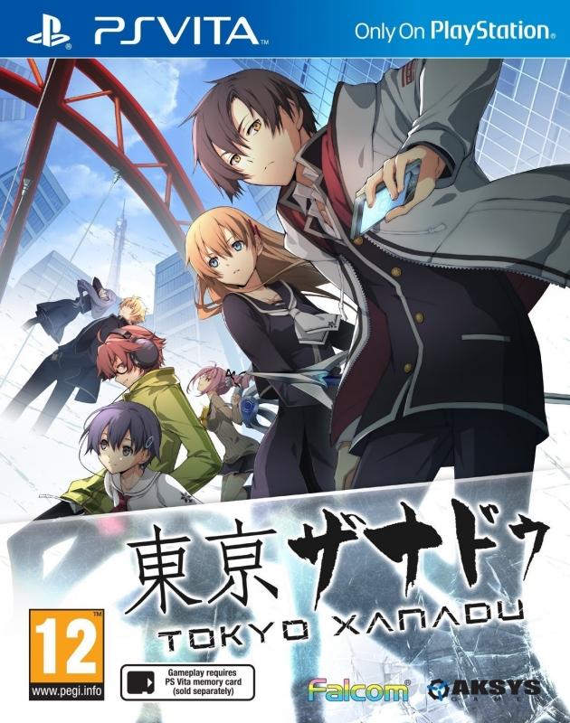 Tokyo Xanadu - PSVita
